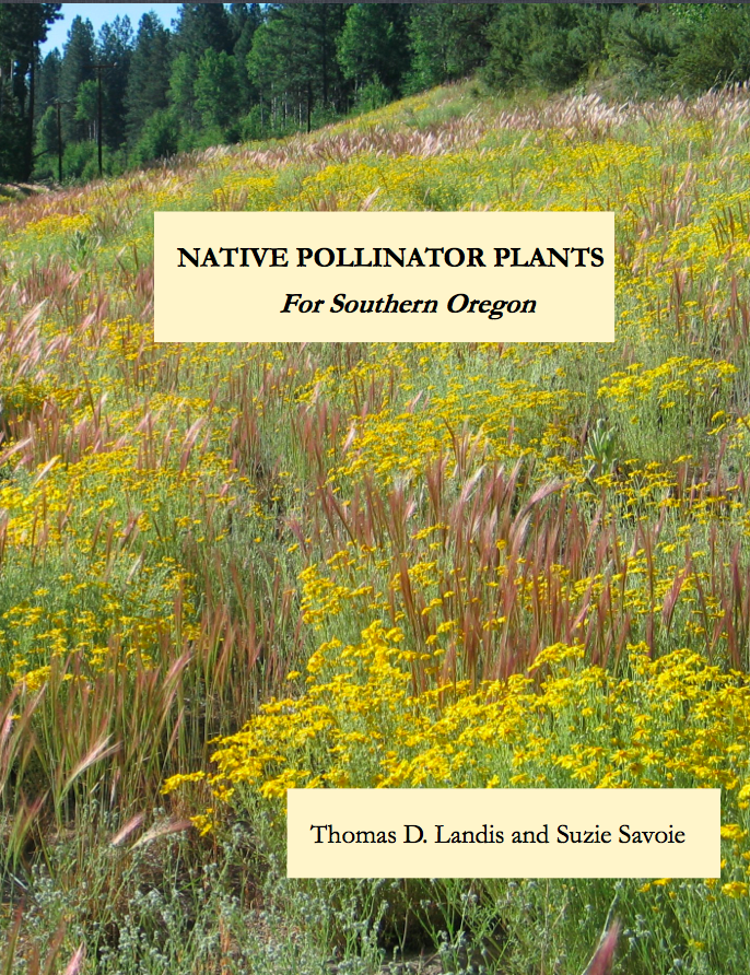Native Pollinator Plants for Southern Oregon